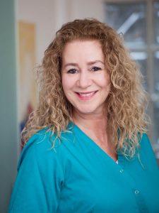 Iris Franke, Medizinische Fachangestellte