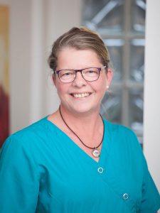 Manuela Peeck, Medizinische Fachangestellte
