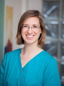 Eva Herkt, Medizinische Fachangestellte